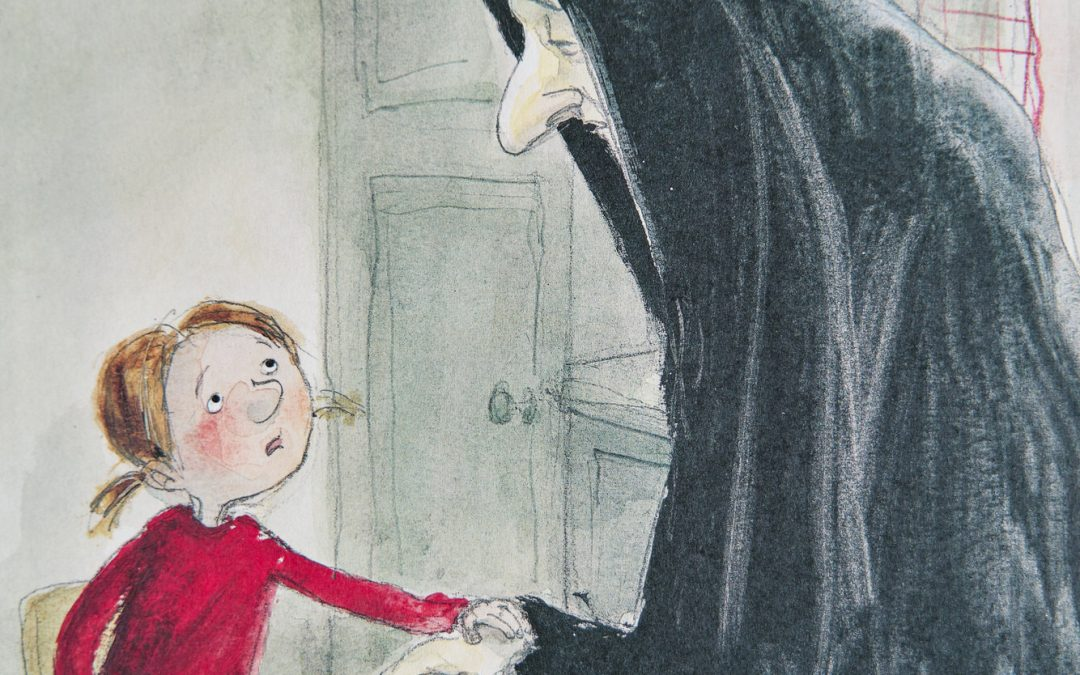 Children's books on death, loss and grief