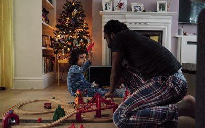 Advent calendar for family fun